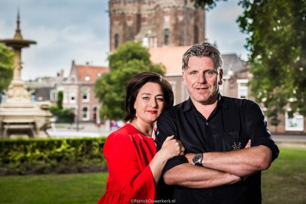 Portretfotograaf Jonnie Boer Librije